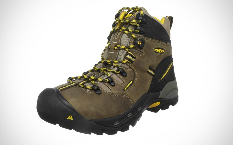 KEEN Utility Men Pittsburgh Steel Toe Work Boot