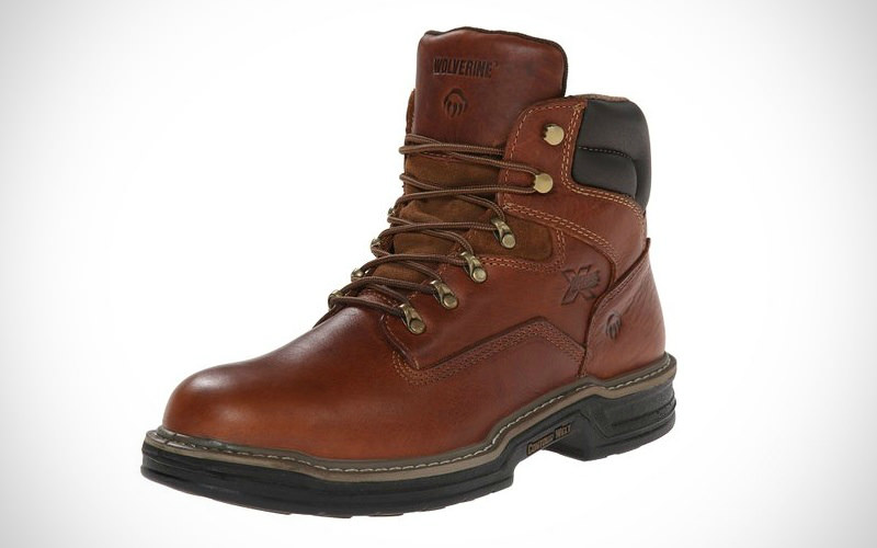 Wolverine Men W02421 Raider Boot