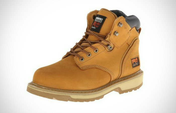 Timberland Pro Pitboss 6 inch steel toe work boot