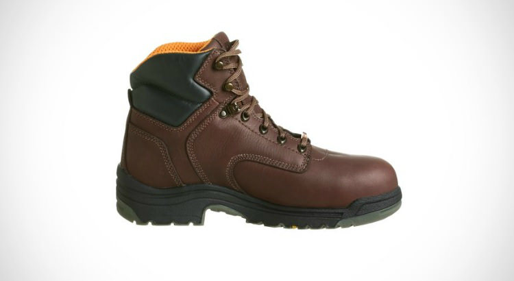 Timberland PRO Men Titan 6 review