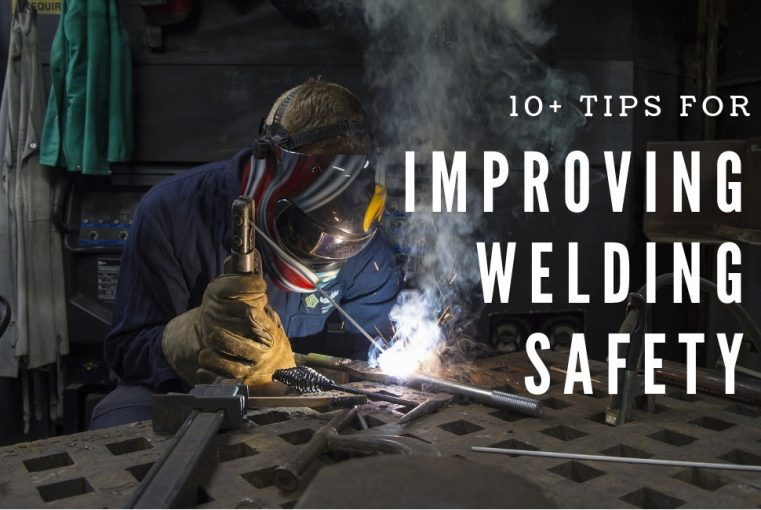 Tips For Improving Welding Safety