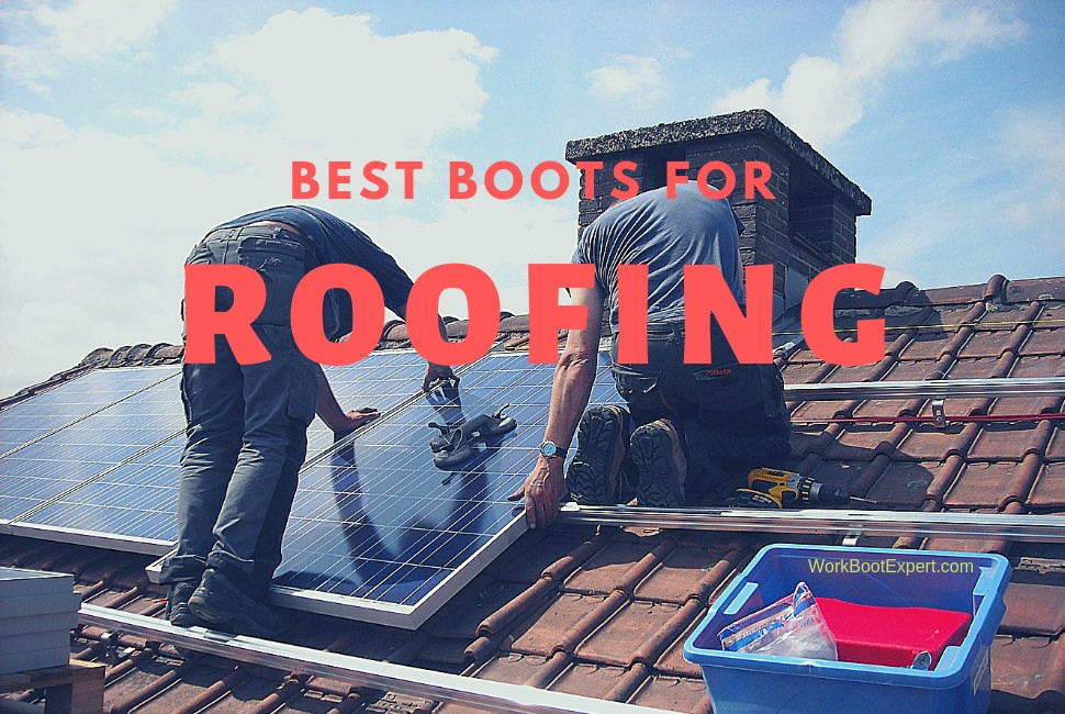 1a386f3c39b Best Roofing Boots and Shoes 2019 – Roofing Boots Review